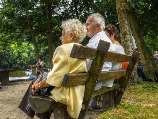 Vivre ensemble à n'importe quel âge. (Crédit : Wanderlinse)