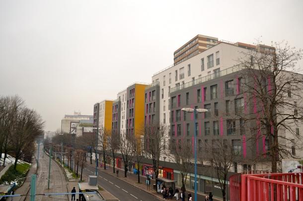 Centre ville de Bobigny