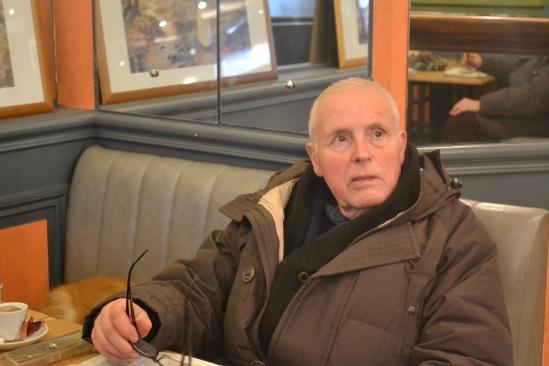Pierre, retraité, réside depuis 1944 dans son pavillon familial.