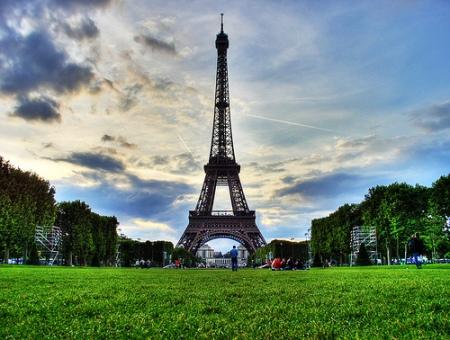 Les Free tour se développent de plus en plus en Europe, notamment à Paris (Crédit photo : Flickr)