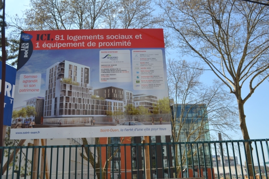 Les premiers appartements seront livrés à la fin de l'année 2013. (Crédit : Méréva Balin)