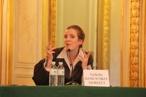Nathalie Kosciusko-Morizet a présenté son plan d'action en vue des municipales parisiennes de 2014.