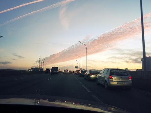 L'amélioration de la qualité de l'air est au coeur des discussions. (Crédit : Victorstu/Flickr)