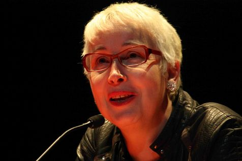 Catherine Peyge, Maire de Bobigny Crédit : Thomas Weill